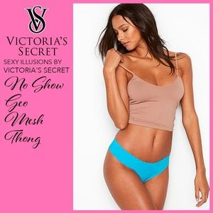 Victoria's Secret Panties Sexy Illusions MeshThong